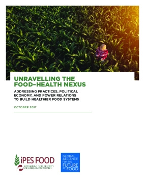 Unravelling the Food-Health Nexus