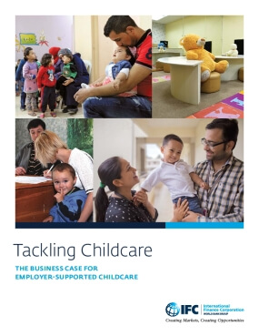 Tackling Childcare: The Business Case for Employer-Supported Childcare