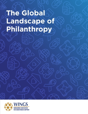 The Global Landscape of Philanthropy