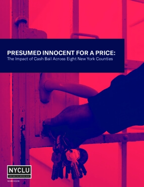 Presumed Innocent for a Price: The Impact of Cash Bail Across Eight New York Counties