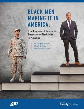Black Men Making it in America: The Engines of Economic Success for Black Men in America