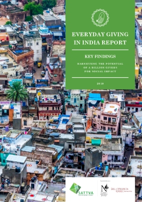 Everyday Giving in India: Harnessing the potential of a billion givers for social impact