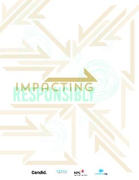 Impacting Responsibly