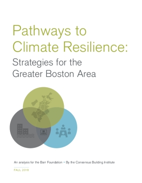Pathways to Climate Resilience: Strategies for the Greater Boston Area