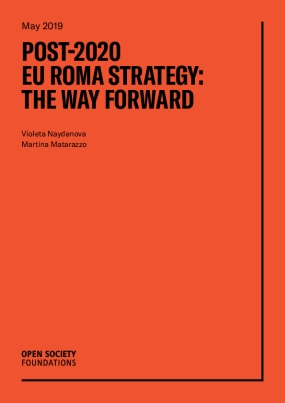 Post-2020 EU Roma Strategy: The Way Forward