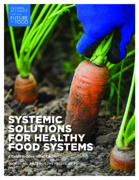 Systemic Solutions Healthy Food Systems: A Government Guide to Action